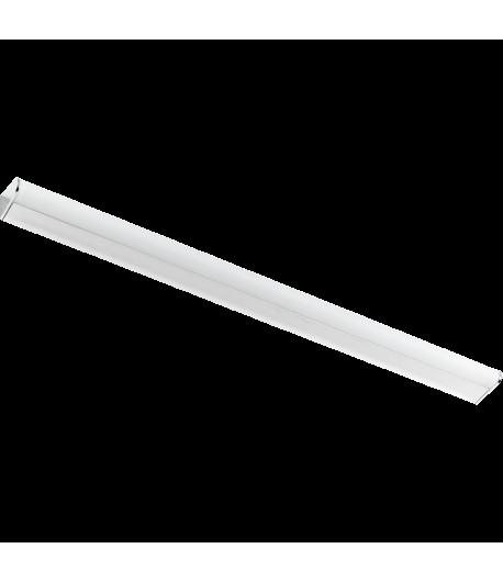 APLIQUE BARRA CROMADO LED DE 4000K
