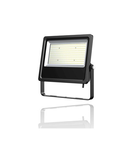 PROYECTOR 10W LED DE EXTERIOR NEGRO